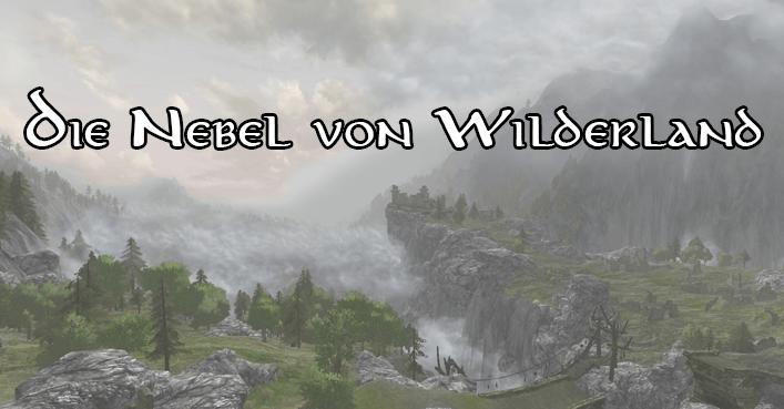 Update 26 Nebel des Wilderland