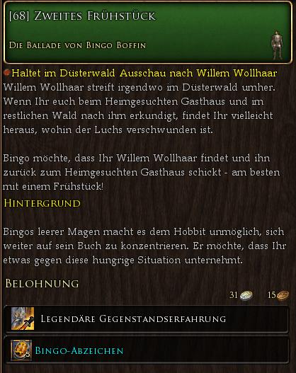 bingo boffin duwsterwald quest