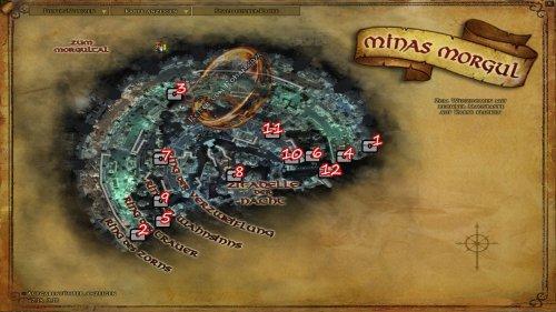 Seltene Truhen von Minas Morgul